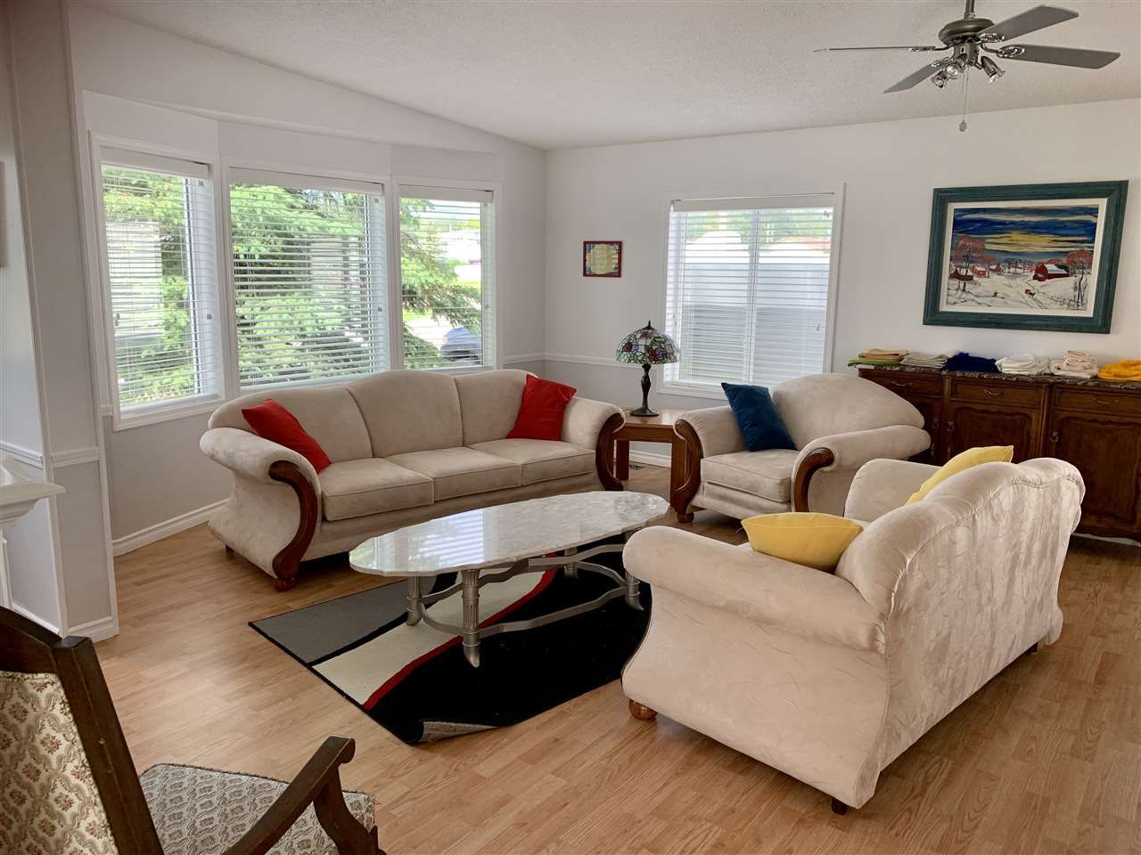 """Main Photo: 3935 COTTONWOOD Road in Fort Nelson: Fort Nelson -Town Manufactured Home for sale in """"EAST DUB"""" (Fort Nelson (Zone 64))  : MLS®# R2479630"""