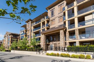 """Photo 1: 203 8258 207A Street in Langley: Willoughby Heights Condo for sale in """"YORKSON CREEK"""" : MLS®# R2065419"""