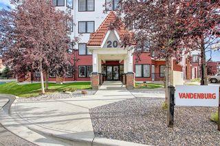 Photo 1: 112 20 ROYAL OAK Plaza NW in Calgary: Royal Oak Apartment for sale : MLS®# A1023203