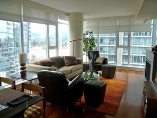 "Photo 3: 902 1205 W HASTINGS Street in Vancouver: Coal Harbour Condo for sale in ""CIELO COAL HARBOUR"" (Vancouver West)  : MLS®# V949878"
