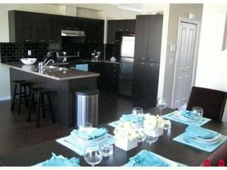 """Photo 2: 6 6785 193RD Street in Surrey: Clayton Townhouse for sale in """"Madrona"""" (Cloverdale)  : MLS®# F1204482"""