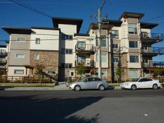 "Photo 1: 108 11935 BURNETT Street in Maple Ridge: East Central Condo for sale in ""KENSINGTON"" : MLS®# R2162043"