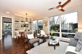 """Photo 2: 220 3333 MAIN Street in Vancouver: Main Condo for sale in """"MAIN"""" (Vancouver East)  : MLS®# R2230235"""