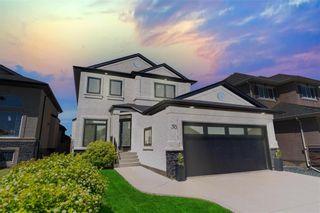 Photo 1: 35 Fisette Place in Winnipeg: Sage Creek Residential for sale (2K)  : MLS®# 202114910