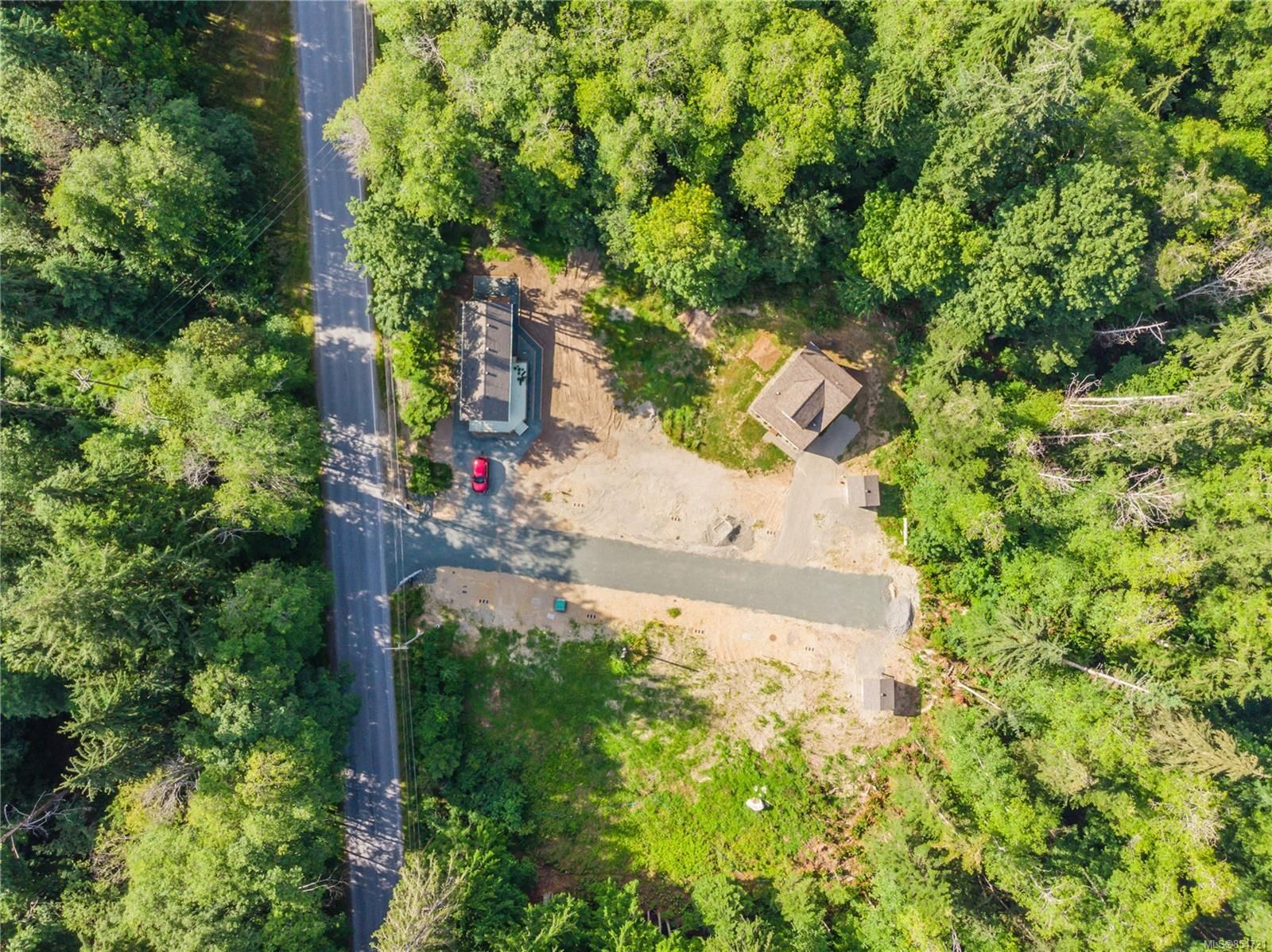 Main Photo: 6 638 Green Rd in : Isl Quadra Island Land for sale (Islands)  : MLS®# 854721