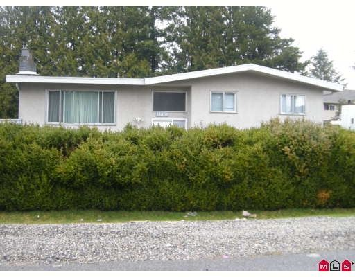 "Main Photo: 13809 HARPER Road in Surrey: Bolivar Heights House for sale in ""BOLIVAR HEIGHTS"" (North Surrey)  : MLS®# F2906215"