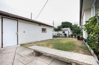 Photo 30: 773 Daly Street South in Winnipeg: Lord Roberts Residential for sale (1Aw)  : MLS®# 202117320