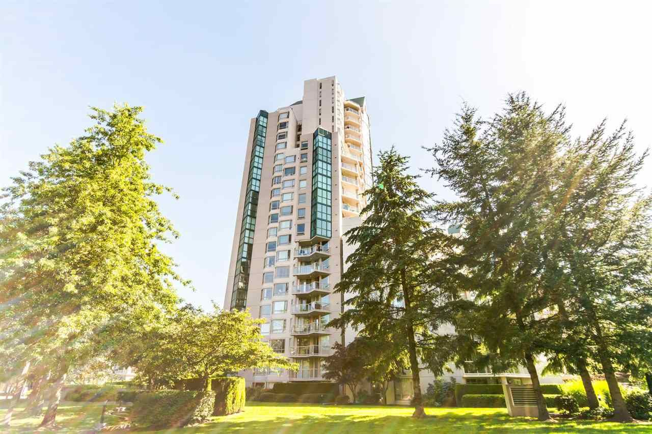 """Main Photo: 905 1199 EASTWOOD Street in Coquitlam: North Coquitlam Condo for sale in """"Selkirk"""" : MLS®# R2091861"""