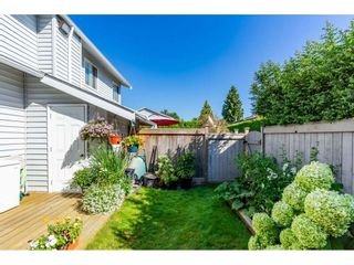 "Photo 24: 65 26970 32 Avenue in Langley: Aldergrove Langley Townhouse for sale in ""PARKSIDE"" : MLS®# R2491015"