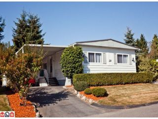 """Photo 10: 238 1840 160TH Street in Surrey: King George Corridor Manufactured Home for sale in """"BREAKAWAY BAYS"""" (South Surrey White Rock)  : MLS®# F1223433"""