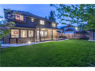 Photo 19: 345 MUNDY ST in Coquitlam: Coquitlam East House for sale : MLS®# V1120861