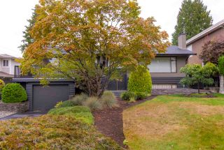 "Photo 1: 7411 GOVERNMENT Road in Burnaby: Government Road House for sale in ""GOVERNMENT ROAD"" (Burnaby North)  : MLS®# R2406931"