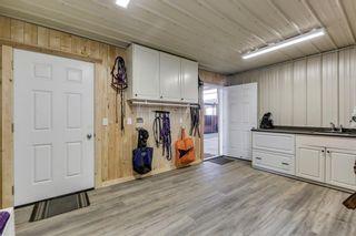 Photo 33: Okotoks 119 acres,home, shop,barn Street W: Rural Foothills County Detached for sale : MLS®# C4274298