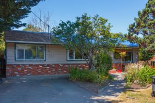 Photo 1: 4260 Wilkinson Rd in : SW Layritz House for sale (Saanich West)  : MLS®# 850274