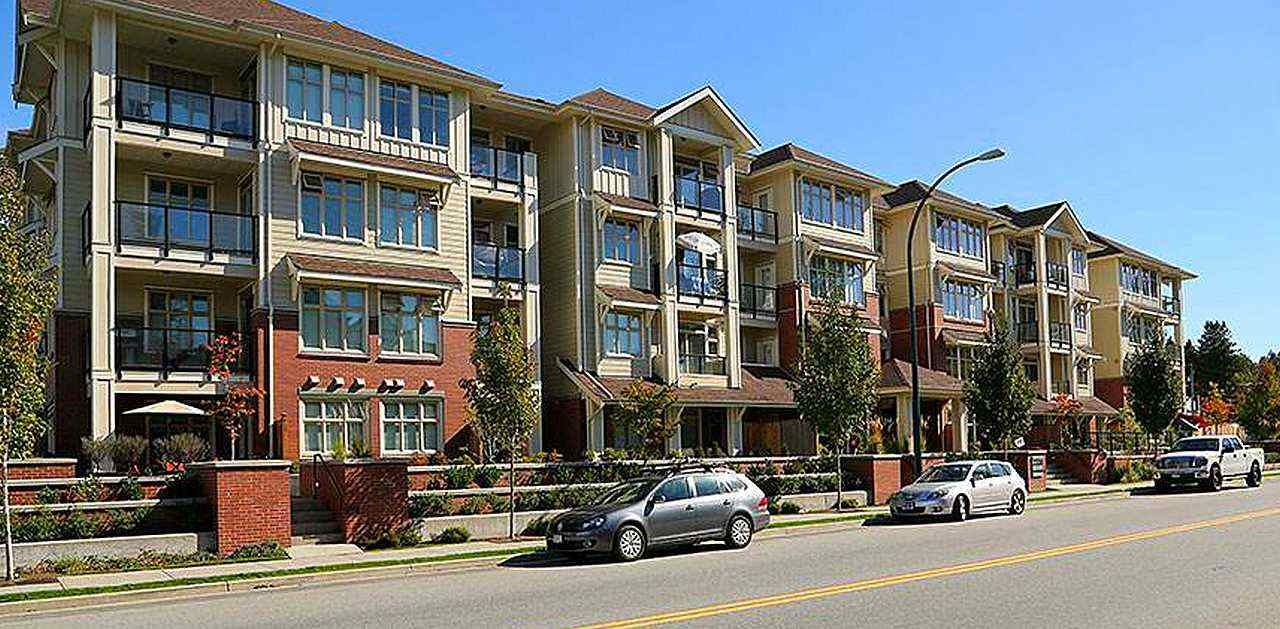 Main Photo: 307 2330 SHAUGHNESSY STREET in Port Coquitlam: Central Pt Coquitlam Condo for sale : MLS®# R2089147