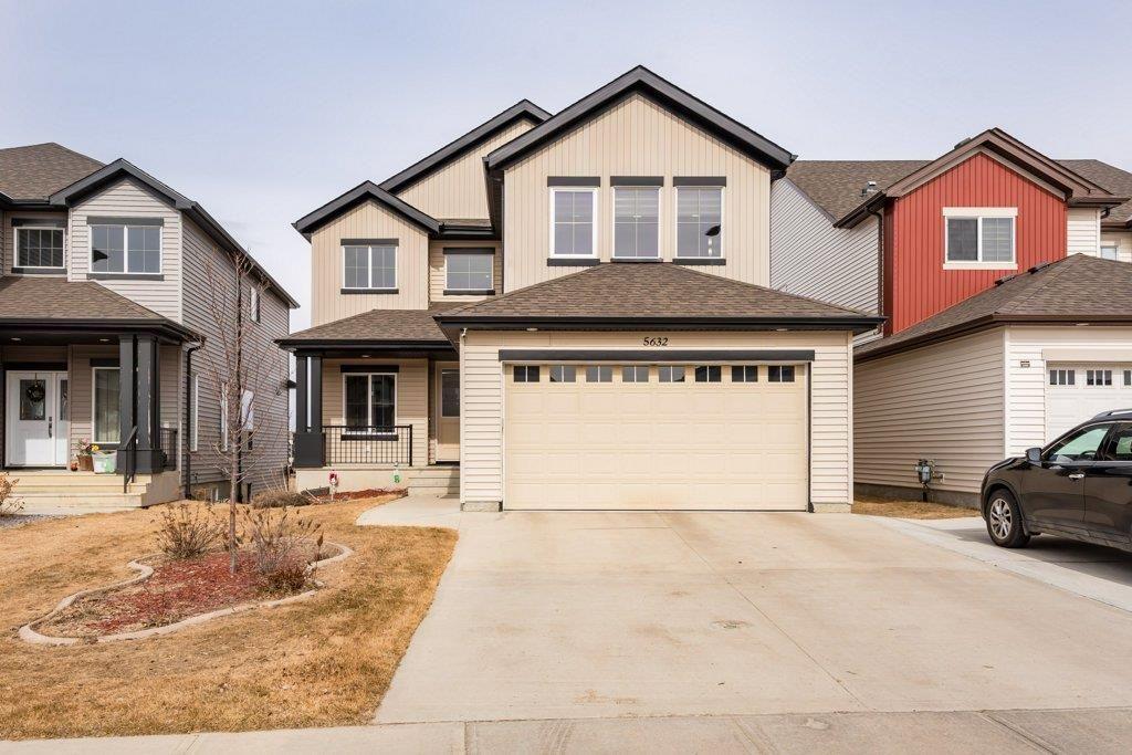 Main Photo: 5632 12 Avenue SW in Edmonton: Zone 53 House for sale : MLS®# E4236721