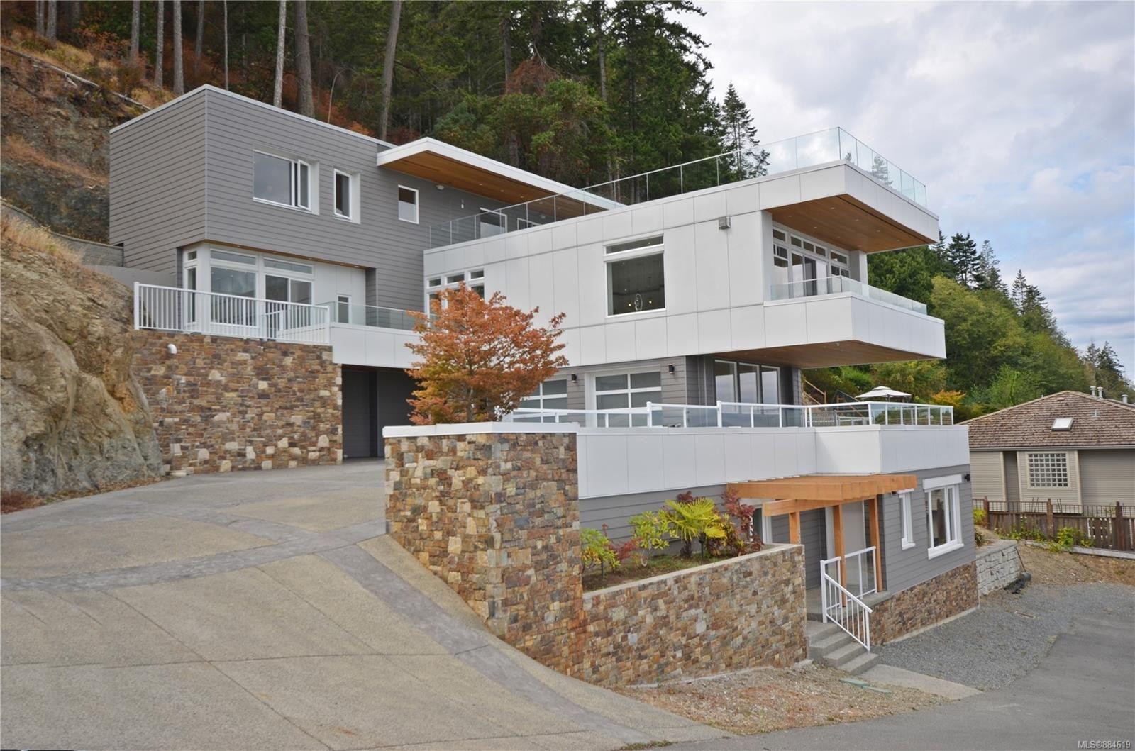 Main Photo: 3887 Gulfview Dr in : Na North Nanaimo House for sale (Nanaimo)  : MLS®# 884619