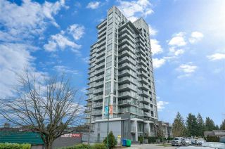 Main Photo: 1105 958 RIDGEWAY Avenue in Coquitlam: Central Coquitlam Condo for sale : MLS®# R2540378