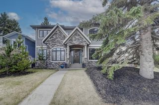Photo 1: 190 Wildwood Drive SW in Calgary: Wildwood Detached for sale : MLS®# A1106530