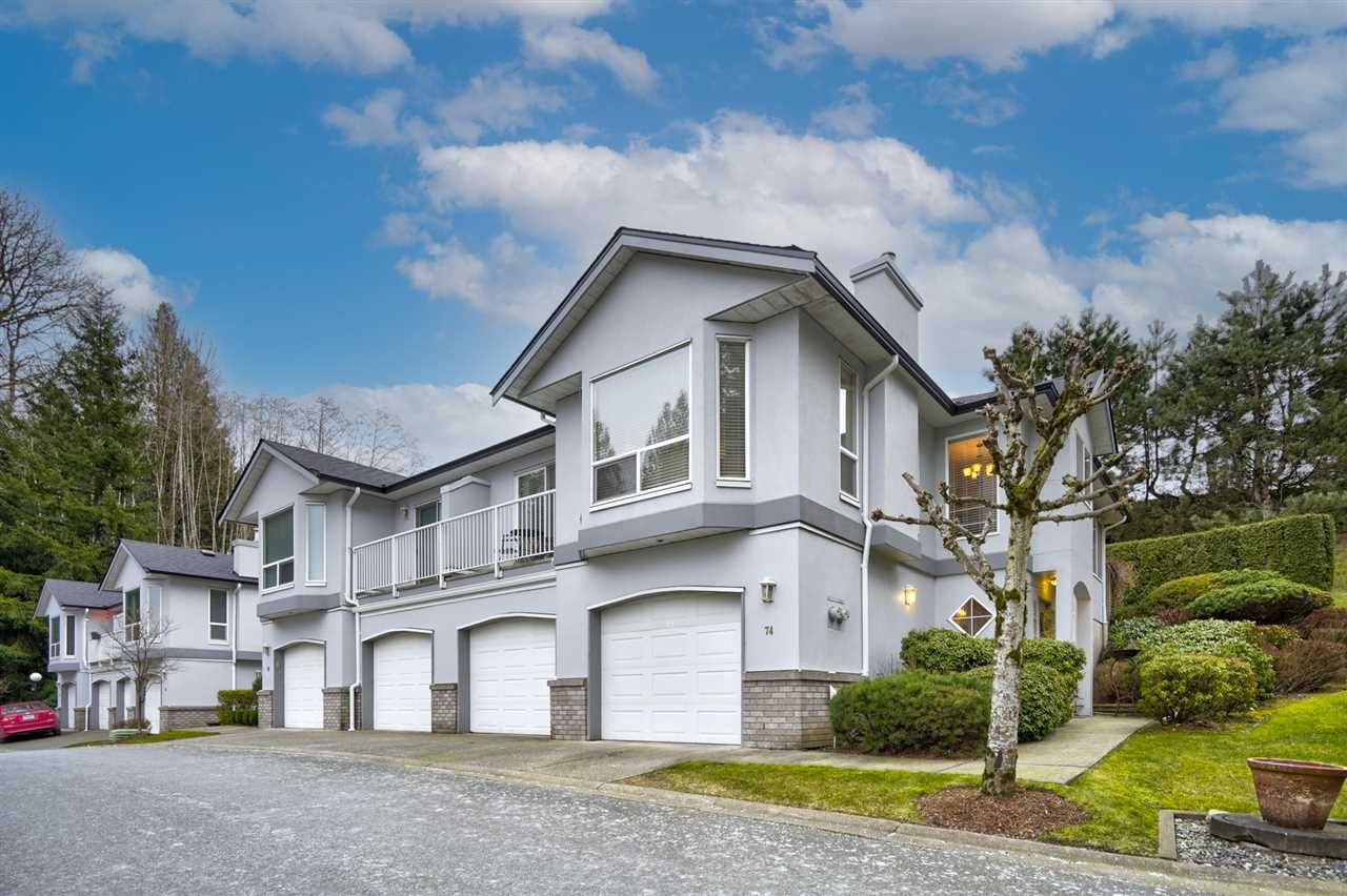 "Main Photo: 74 3902 LATIMER Street in Abbotsford: Abbotsford East Townhouse for sale in ""Countryview Estates"" : MLS®# R2539790"