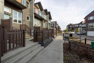 Photo 3: 4470 PROWSE Road in Edmonton: Zone 55 Townhouse for sale : MLS®# E4244991