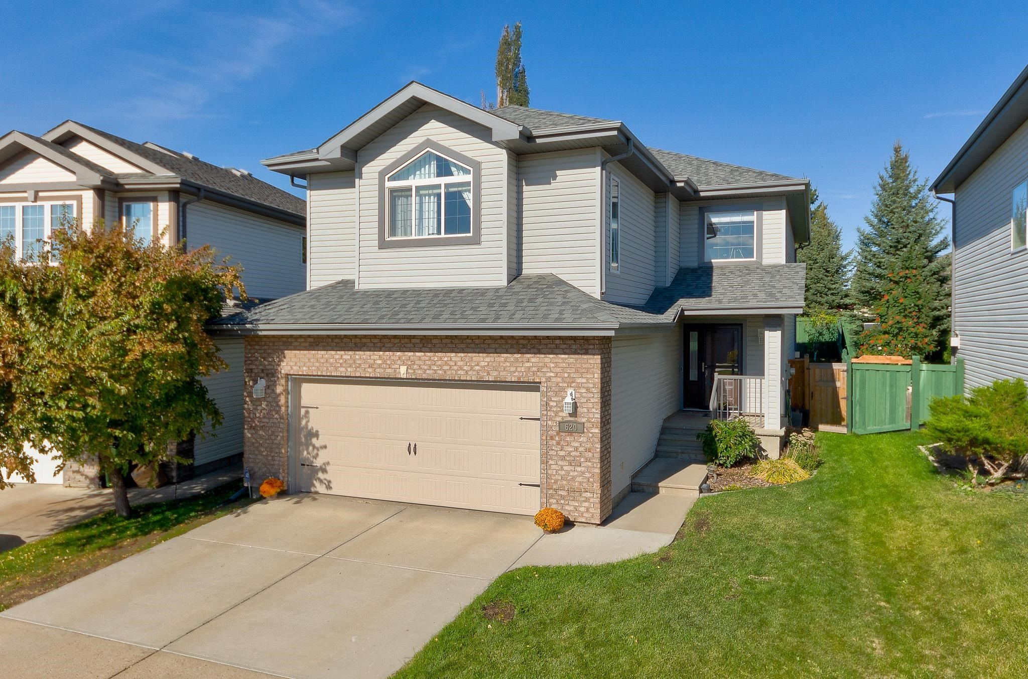 Main Photo: 620 HARKER Close in Edmonton: Zone 14 House for sale : MLS®# E4264081