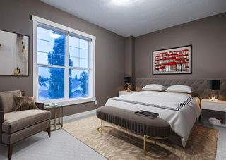 Photo 20: 106 WEST SPRINGS Road SW in Calgary: West Springs Row/Townhouse for sale : MLS®# A1128292