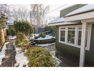 """Photo 17: 434 W 19TH AV in Vancouver: Cambie House for sale in """"Cambie Village"""" (Vancouver West)  : MLS®# V1049509"""