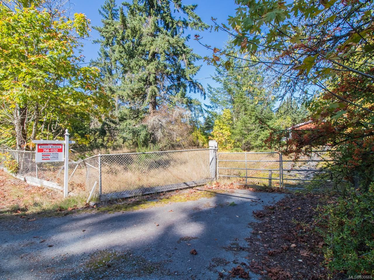 Main Photo: LOT 3 Extension Rd in NANAIMO: Na Extension Land for sale (Nanaimo)  : MLS®# 830669