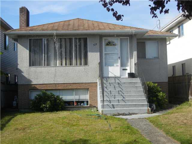 Main Photo: 519 E 57th Avenue in Vancouver: South Vancouver House for sale (Vancouver East)