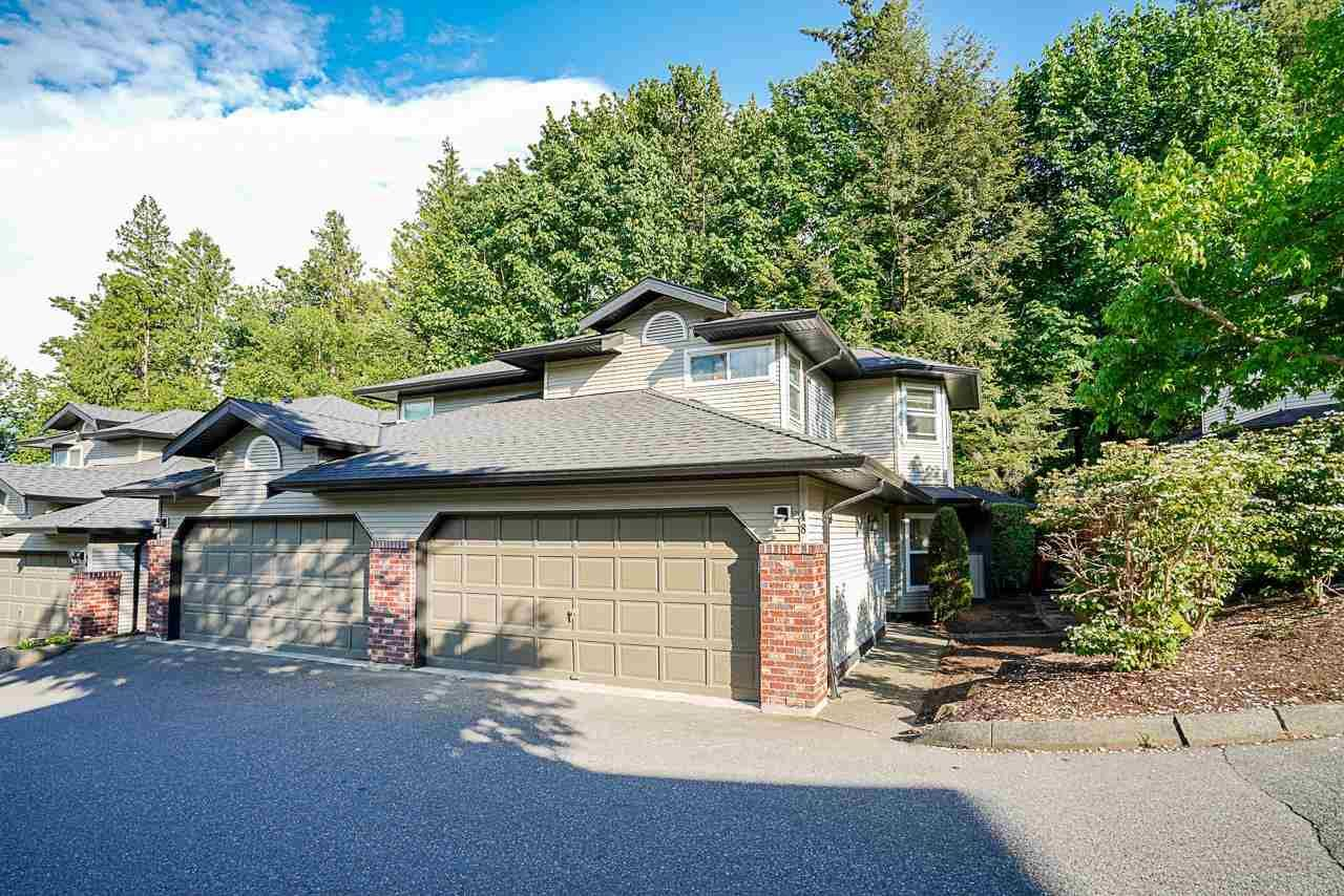 """Photo 2: Photos: 48 36060 OLD YALE Road in Abbotsford: Abbotsford East Townhouse for sale in """"Mountain View Village"""" : MLS®# R2586333"""