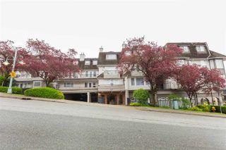 "Photo 1: 14 205 LEBLEU Street in Coquitlam: Maillardville Condo for sale in ""PLACE LEBLEU"" : MLS®# R2373558"