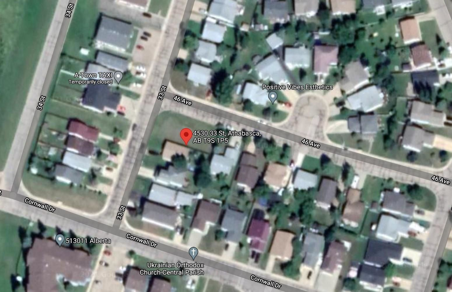 Main Photo: 4530 33 Street: Athabasca Town Vacant Lot for sale : MLS®# E4247495
