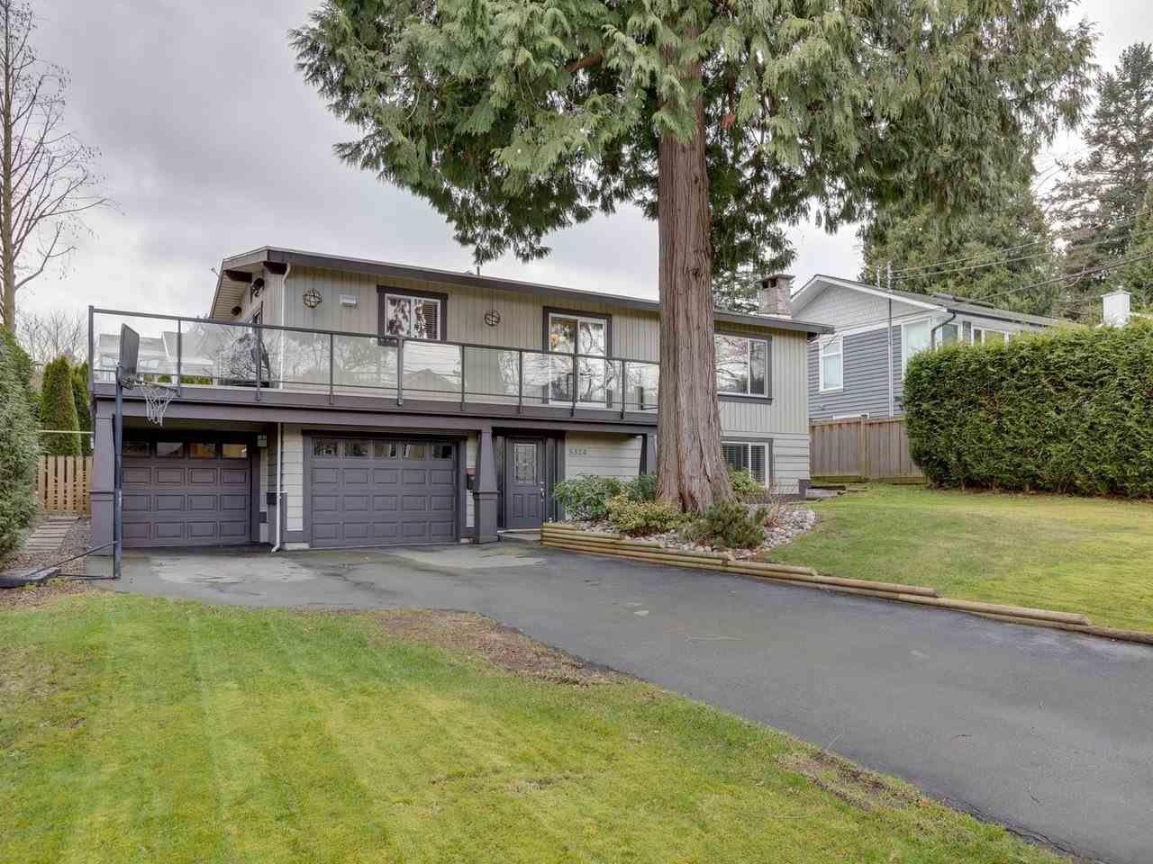 Main Photo: 5324 6 Avenue in Delta: Pebble Hill House for sale (Tsawwassen)  : MLS®# R2537670
