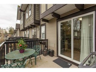 """Photo 18: 22 20176 68 Avenue in Langley: Willoughby Heights Townhouse for sale in """"STEEPLECHASE"""" : MLS®# R2146576"""