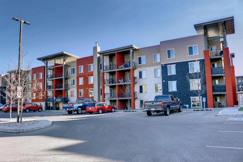 Main Photo: 2403 403 Mackenzie Way SW: Airdrie Apartment for sale : MLS®# A1153316