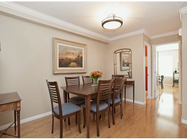 """Photo 7: Photos: 5 235 E 11TH Street in North Vancouver: Central Lonsdale Townhouse for sale in """"Fairview Court"""" : MLS®# V1094152"""