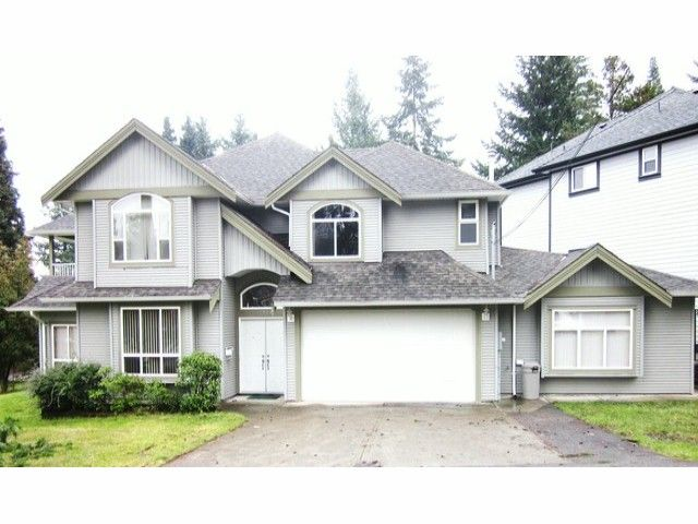 Main Photo: 11356 142ND ST in Surrey: Bolivar Heights House for sale (North Surrey)  : MLS®# F1302098