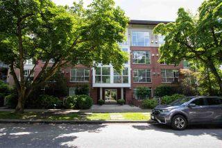 Main Photo: 307 2268 W 12TH Avenue in Vancouver: Kitsilano Condo for sale (Vancouver West)  : MLS®# R2592909