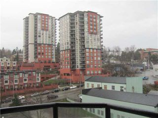 "Photo 9: 603 828 AGNES Street in New Westminster: Downtown NW Condo for sale in ""WESTMINSTER TOWERS"" : MLS®# V930674"