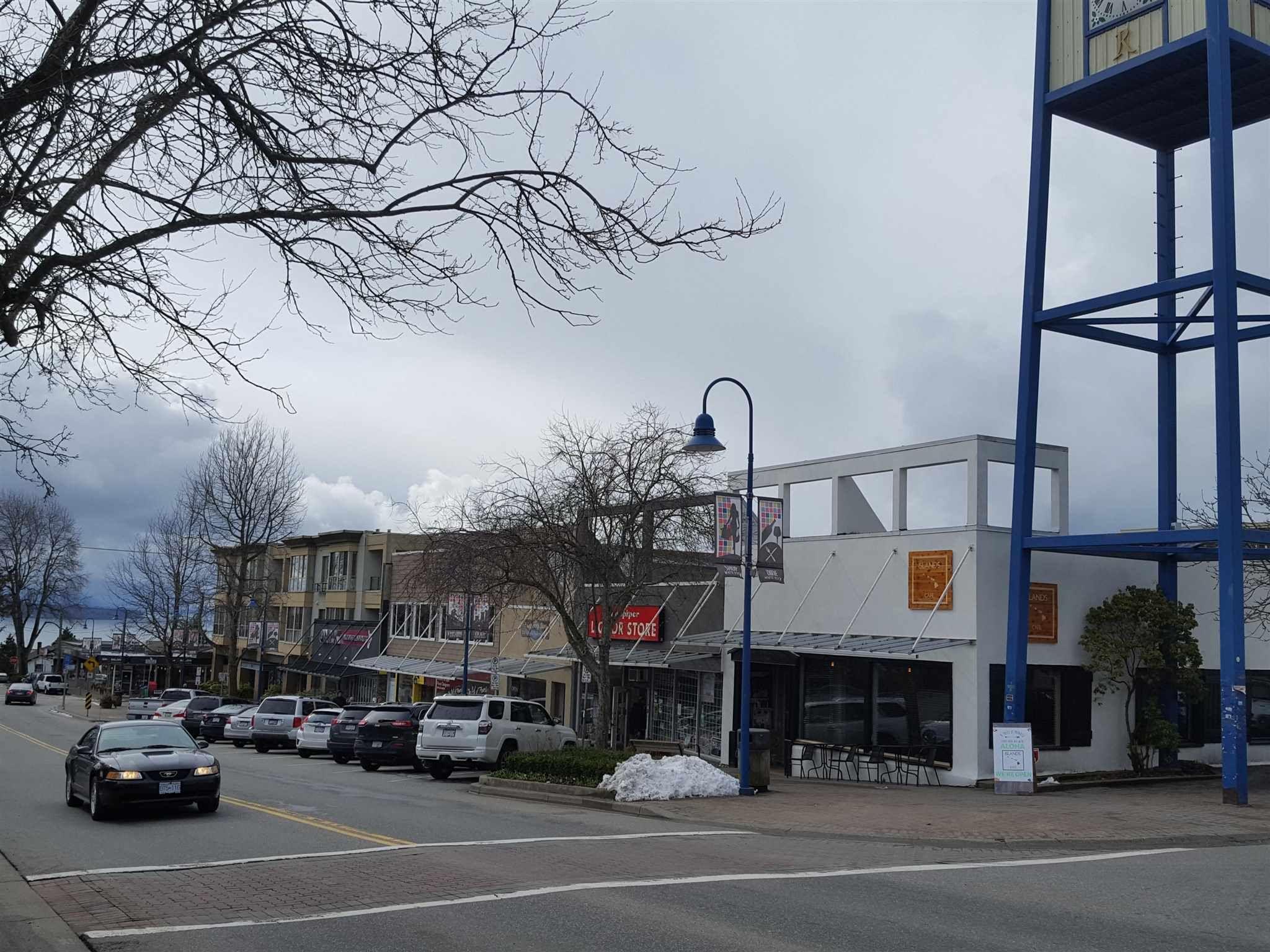 Main Photo: 1233 JOHNSTON Road: White Rock Retail for sale (South Surrey White Rock)  : MLS®# C8038967