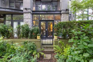 """Photo 2: 9 2156 W 12TH Avenue in Vancouver: Kitsilano Condo for sale in """"METRO"""" (Vancouver West)  : MLS®# R2617448"""