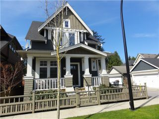 Photo 13: 177 172A Street in Surrey: Pacific Douglas House for sale (South Surrey White Rock)  : MLS®# F1438045