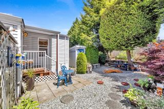 Photo 26: 61 7583 Central Saanich Rd in : CS Hawthorne Manufactured Home for sale (Central Saanich)  : MLS®# 879084