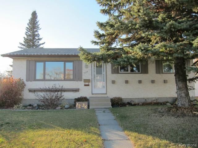 Main Photo: 1236 Plessis Road in WINNIPEG: Transcona Residential for sale (North East Winnipeg)  : MLS®# 1324303