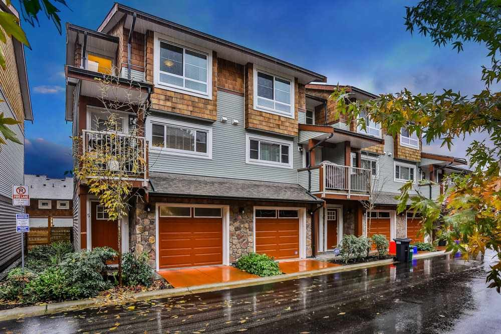 """Main Photo: 55 23651 132 Avenue in Maple Ridge: Silver Valley Townhouse for sale in """"MYRONS MUSE"""" : MLS®# R2439259"""