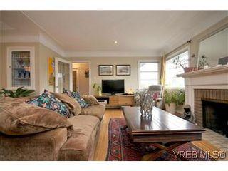 Photo 3: 2048 Newton St in VICTORIA: OB Henderson House for sale (Oak Bay)  : MLS®# 593355