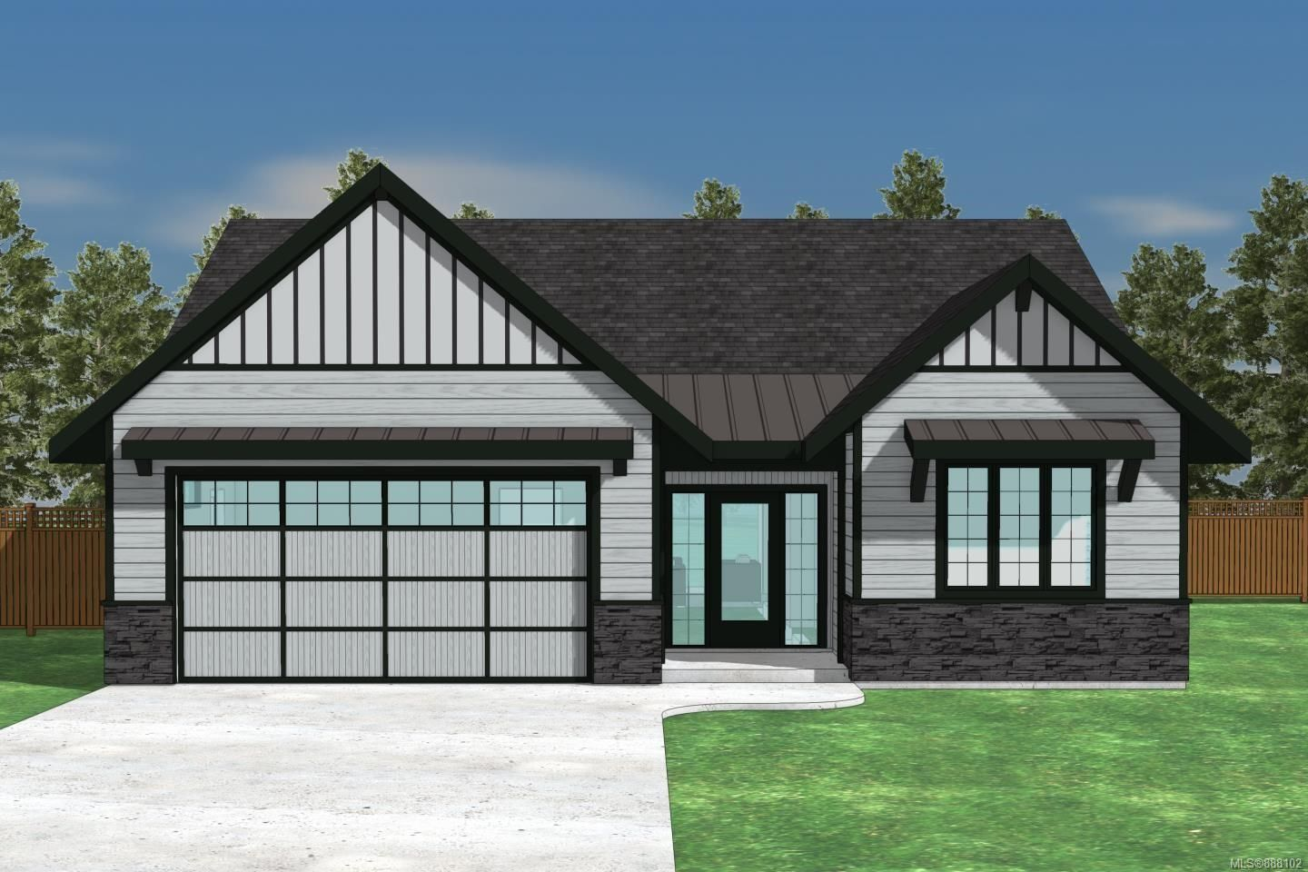 Main Photo: LOT 1 Wembley Rd in : PQ Parksville House for sale (Parksville/Qualicum)  : MLS®# 888102
