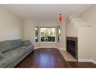 """Photo 3: 30 795 W 8TH Avenue in Vancouver: Fairview VW Townhouse for sale in """"DOVER POINTE"""" (Vancouver West)  : MLS®# V1002924"""