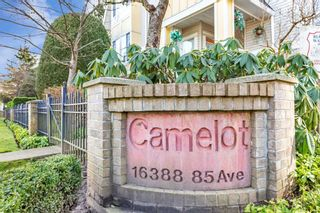 """Photo 28: 31 16388 85 Avenue in Surrey: Fleetwood Tynehead Townhouse for sale in """"THE CAMELOT"""" : MLS®# R2552573"""